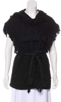 Isabel Marant Sleeveless Knit Cardigan