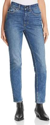 Rebecca Taylor Ines Relaxed Skinny Jeans in Garconne