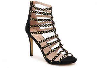 Women's Zigi Soho Adita Gladiator Sandal -Black $99 thestylecure.com