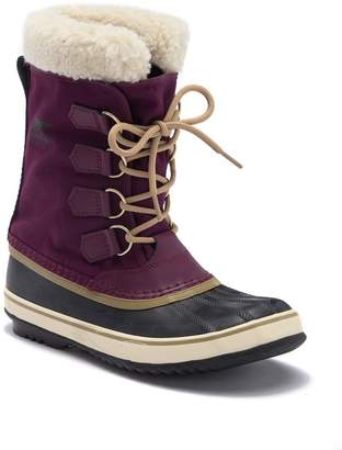 Sorel Winter Carnival Faux Fur Lined Boot