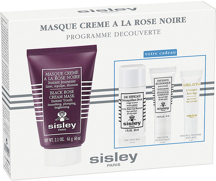 SisleySISLEY Black Rose Cream mask discovery pro kit