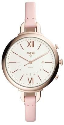 Fossil Women's Annette Hybrid Smartwatch, 38mm