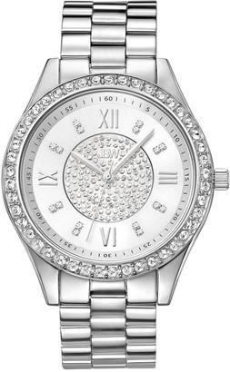 JBW Women's Mondrian Diamond & Crystal Watch