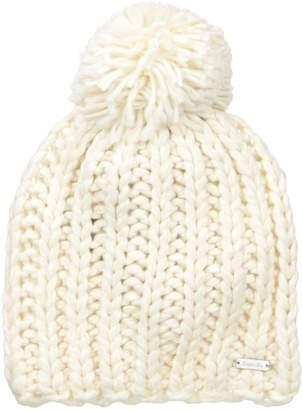 Bench Women's Heedful Rib Knit Hat with Pom