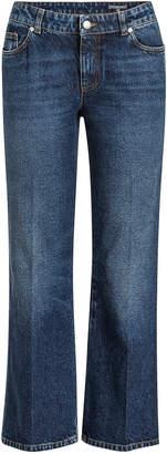 Alexander McQueen Kickback Jeans