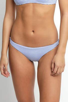 Vitamin A Hamptons Stripe Luciana Full Bikini Bottom