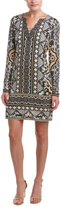 Hale Bob Printed Shift Dress
