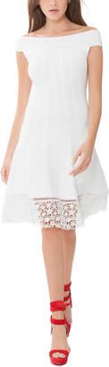 Hale Bob Madeline A-Line Dress