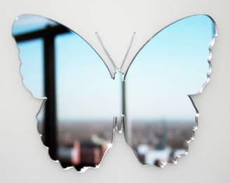 Original Penguin Paranoid Butterfly Mirror - Available in various sizes, including sets for crafting kits