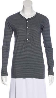 Ralph Lauren Striped Henley T-Shirt