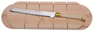 Jean Dubost Le Thiers Bread Knife & Baguette Board