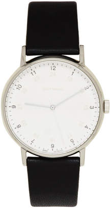 Issey Miyake White F Series AM Face Watch