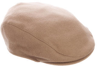 Burberry Burberry Wool Cabbie Hat