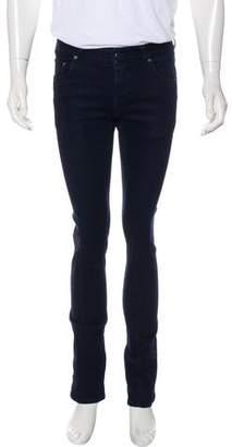 Prada Five-Pocket Skinny Jeans