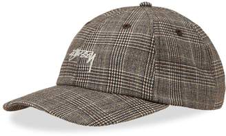Stussy Glen Plaid Low Pro Cap 93a0541a74f3
