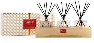 NEST Fragrances Festive Diffuser Three-Piece Set
