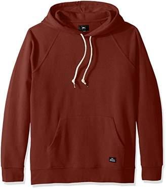 Obey Men's Lofty Creature Comfort Slim Fit Pullover Hooded Fleece