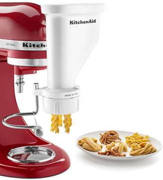 KitchenAid Gourmet Pasta Press Stainless Steel Stand Mixer Attachment