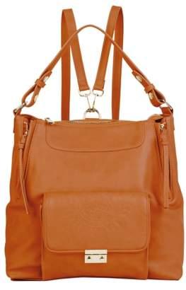 Urban Originals Wild Flower Vegan Leather Backpack