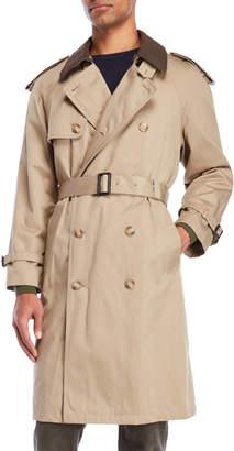 Hart Schaffner Marx Trench Coat