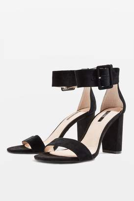 Topshop ROSIE Two Part Sandals