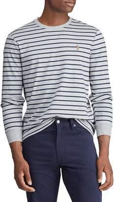 Polo Ralph Lauren Striped Cotton Long-Sleeve Tee