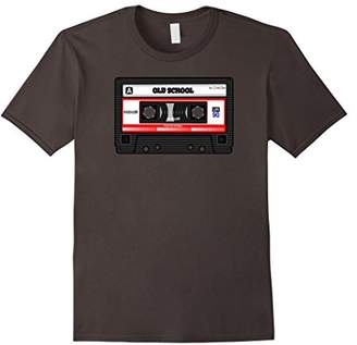 Cool vintage music tees - Old School Cassette T-Shirt