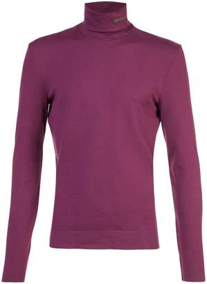 Calvin Klein turtleneck T-shirt