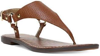Sam Edelman Greta Leather Thong Sandals