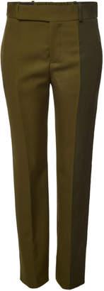 Haider Ackermann Cropped Wool Pants