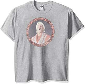 WWE Men's RIC Flair Jet Flyin' T-Shirt