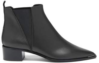 Acne Studios Jensen Leather Chelsea Boot - Womens - Black