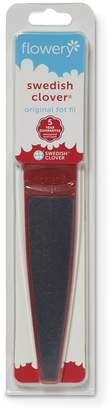 Flowery Swedish Clover Foot File