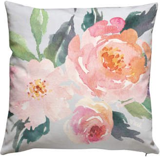 Vida Floral Cotton Pillow Cover (Set of 2)