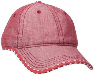 Keds Women's Chambray Baseball Cap