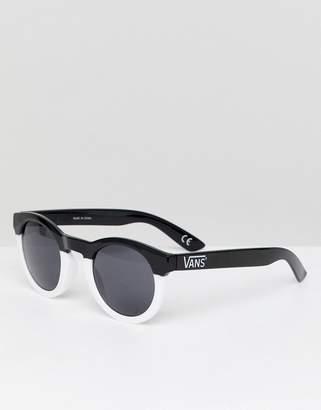 Vans Lolligagger Sunglasses With Monochrome Frame