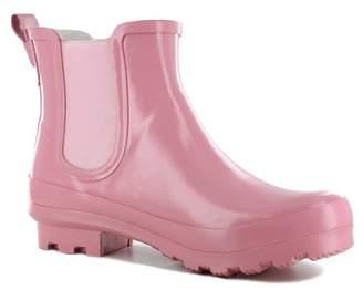 Western Chief Classic Chelsea Dusty Rose Rain Boot