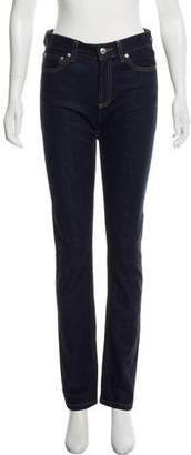 Marc by Marc Jacobs Mid-Rise Straight-Leg Jeans w/ Tags