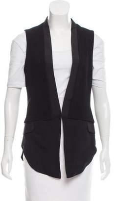 Haute Hippie Lightweight Blazer Vest