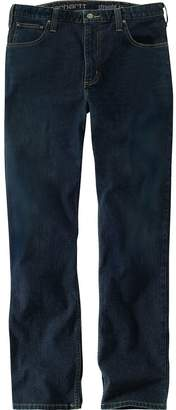 Carhartt Full Swing Straight Tapered Jean Pant - Men's