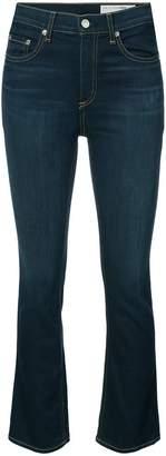 Rag & Bone Jean cropped flared jeans