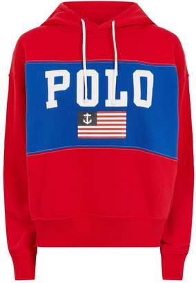 Polo Ralph Lauren American Flag Hoodie