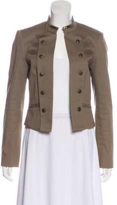 LaROK Embellished Denim Jacket