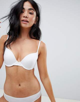 1d088863d9 White Push Up Bra - ShopStyle Australia