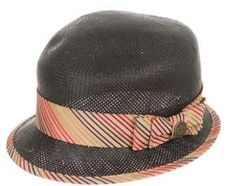 Goorin Bros. Straw Woven Hat
