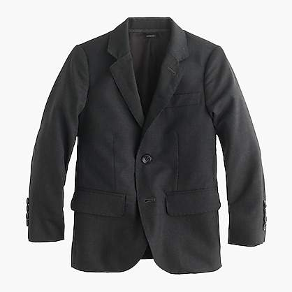 J.Crew Boys' Ludlow suit jacket in Italian wool