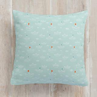 Afloat Square Pillow