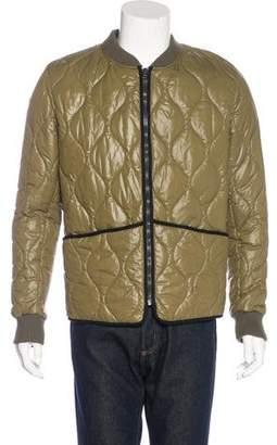 Golden Goose Quilted Zip-Up Jacket