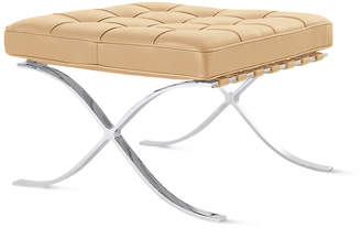 Design Within Reach Knoll Barcelona Stool, Vanilla at DWR
