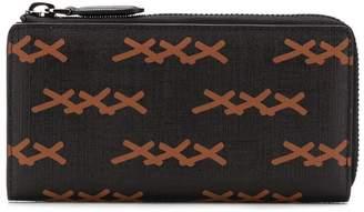Ermenegildo Zegna XXX triple X continental wallet